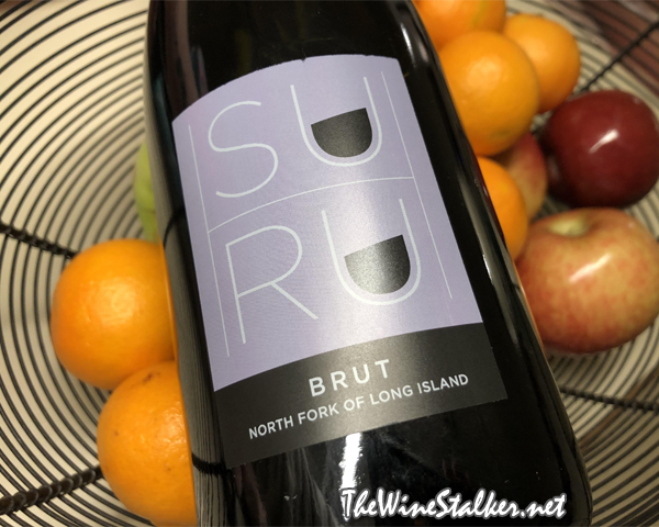 Wine Review: Suhru Brut NV