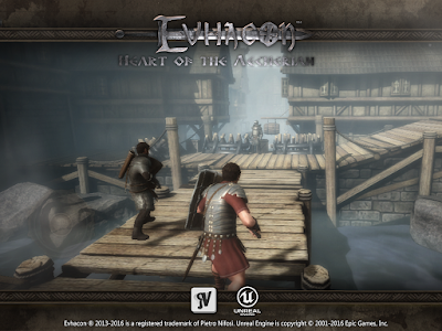 Evhacon 2 HD v1.2 Apk+Data