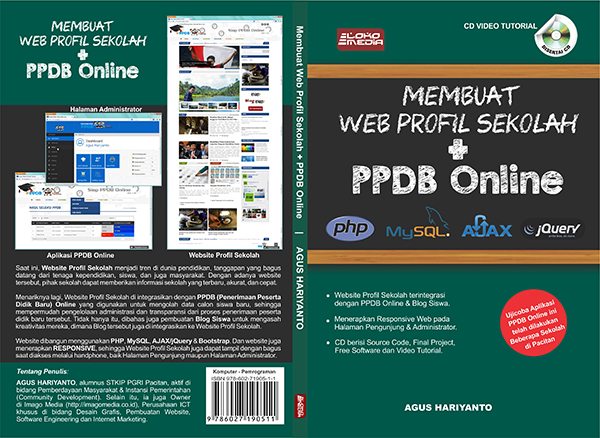 Web Profil Sekolah dan PPDB