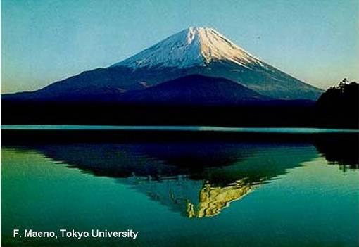 Inner Peace In Your Life: Mount Fuji Japan