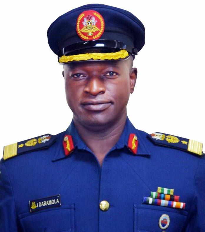 Commodore Ibikunle Daramola Director Public Relations