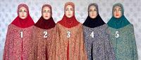 Koleksi Jilbab Terbaru
