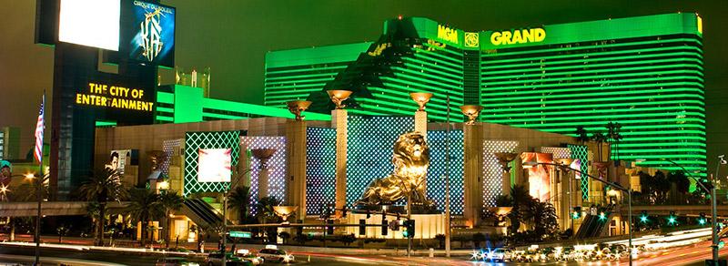 Dicas de Las Vegas: MGM Hotel