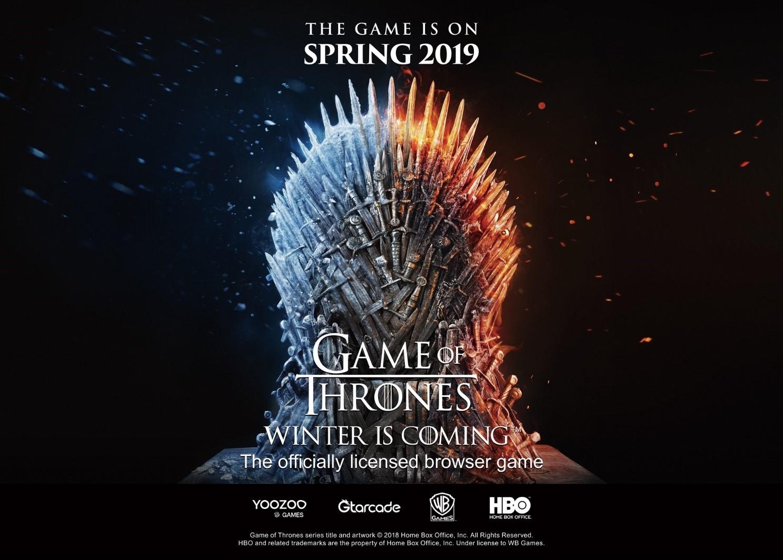 【PC】ゲームオブスローン(GOT)YouTube広告に流れてるこれどんなゲーム?課金ゲーなの?『WINTER IS COMING』