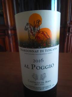 Vino bianco Toscana