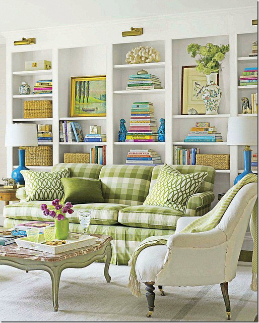 Decorated Living Room: Modern Furniture: Decorating Living Room With Mint Green