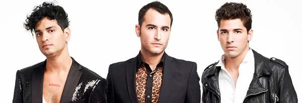 Reik actuará en concierto en Las Palmas de Gran  Canaria el próximo día 8 de septiembre