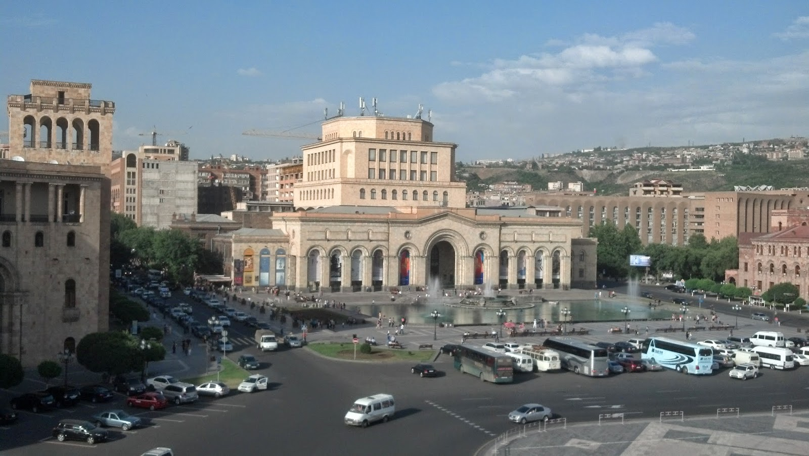 My Travels Yerevan Armenia