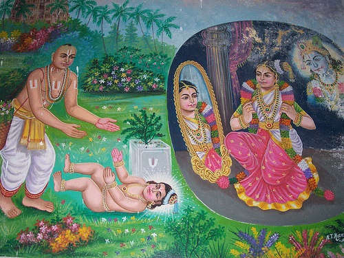 గోదా దేవి - Goda Devi (AnDaal)