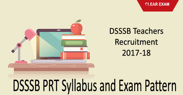 PRT Syllabus and Exam Pattern