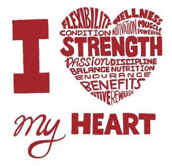 February is Heart Health Awareness Month! |February Health Awareness