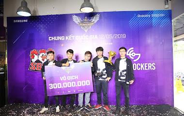 [MLBB] OverClockers lên ngôi vương tại 360mobi Championship Series mùa 2, ẵm giải thưởng 300 triệu đồng.