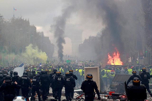 Prabowo: Awas, Ketimpangam Sosial di Indonesia Lebih Tinggi dibanding Perancis