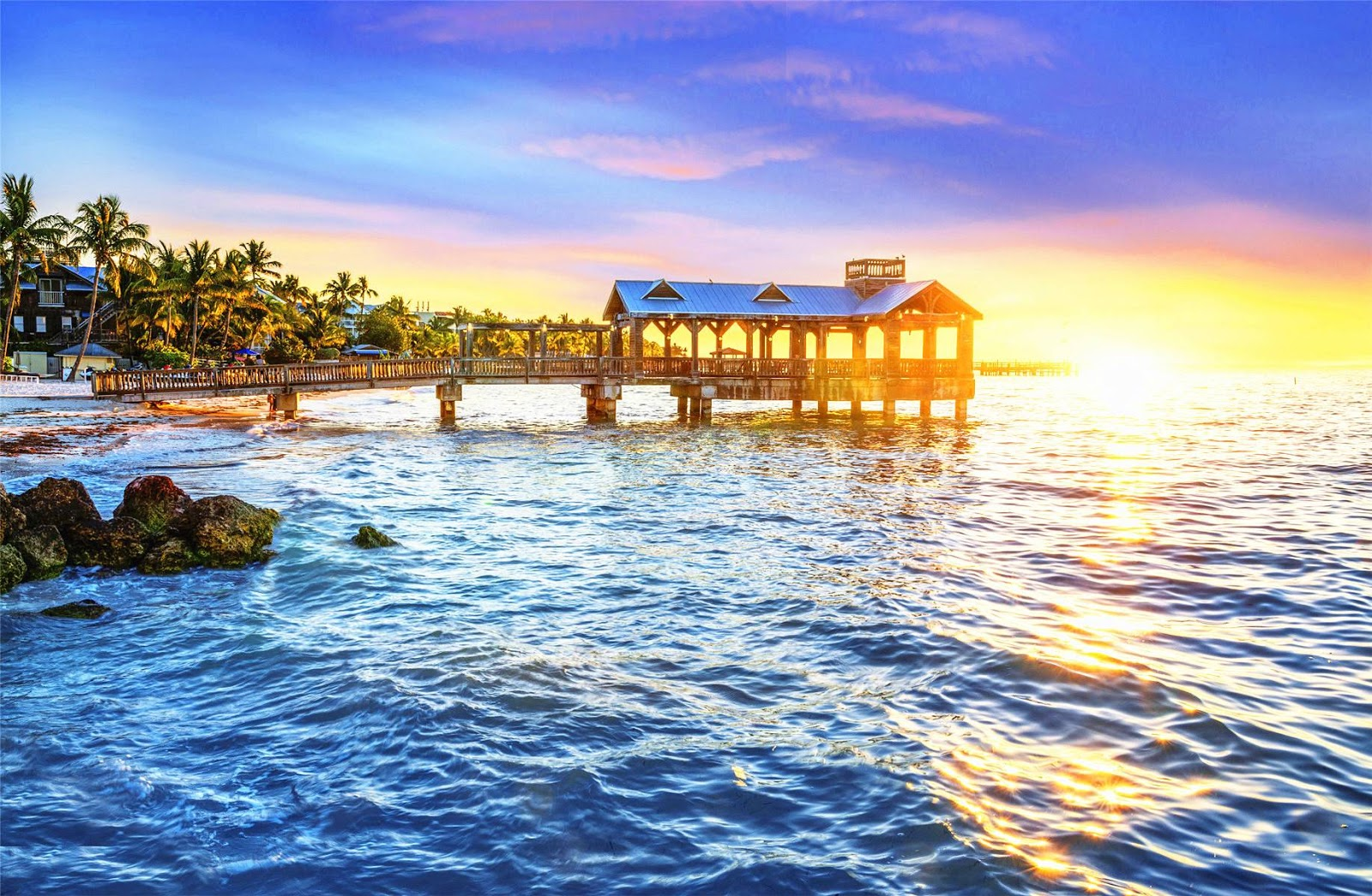 8-Day Miami, Everglades, Key West, Fort Lauderdale Tour from New York - Christmas Special Tour