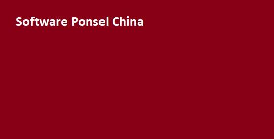 Software China Phone
