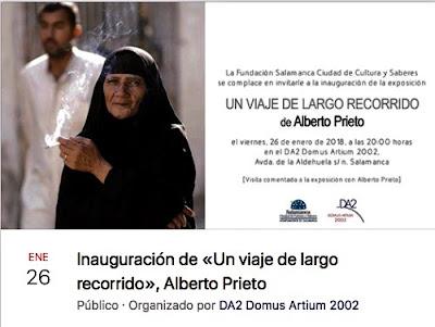 ALBERTO PRIETO, UN VIAJE DE LARGO RECORRIDO