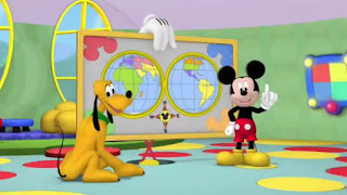 Mickey's Mystery Clubhouse