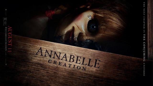 Annabelle Creation الدمية أنابيل فيلم الرعب
