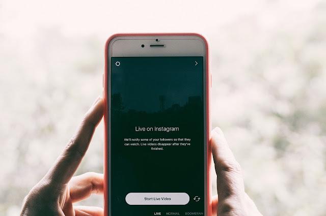 كيفية إيقاف تشغيل إشعارات البث المباشر على إنستجرام instagram