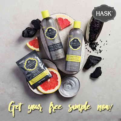 HASK product free sample redemption