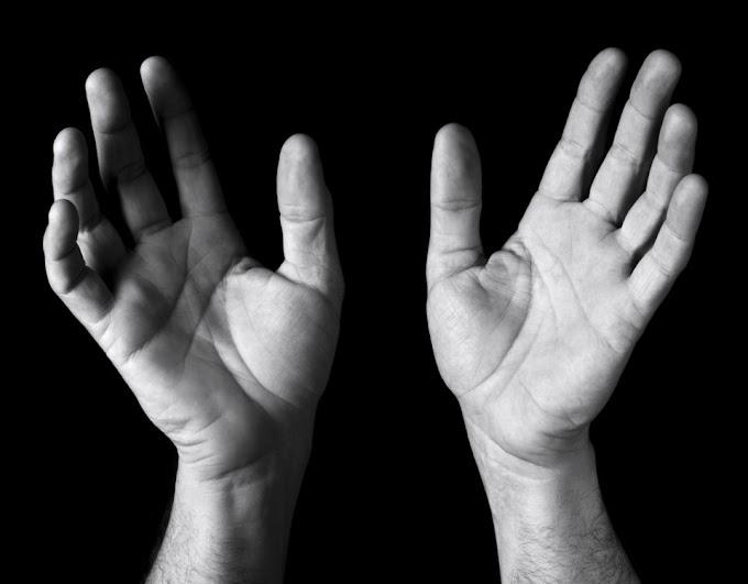 Las manos y su significado.