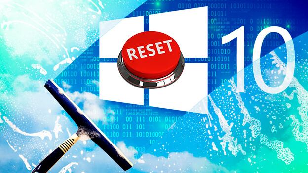 resetear windows 10 sin perder archivos