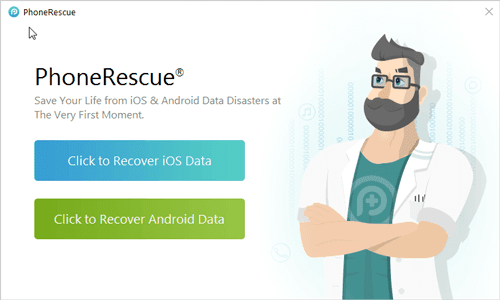 iMobie PhoneRescue Phone Data Recovery