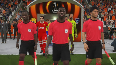 PES 2018 UEFA Edition by Wolves85