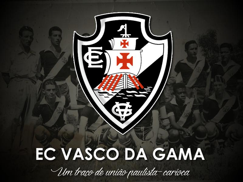 f2066a8f48cfa O projeto ''Esporte Clube Vasco da Gama - Um traço de união  paulista-carioca''