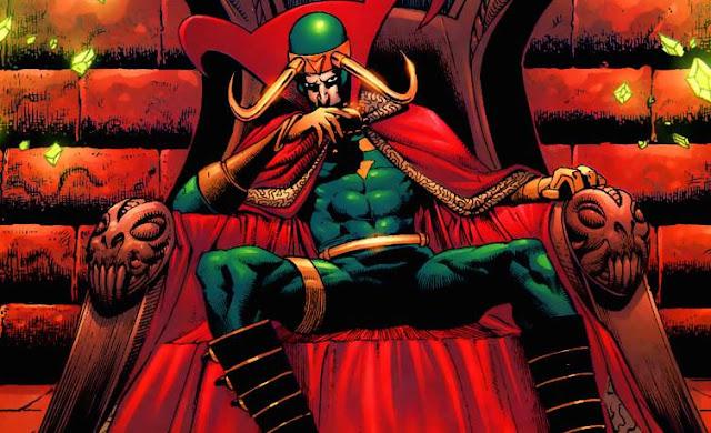Ketika Loki Menjadi Sorcerer Supreme Baru di Dunia Marvel
