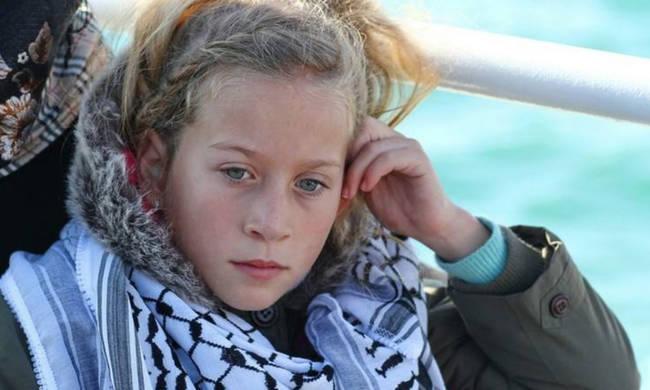 «Θα χαστούκιζα ξανά τον Ισραηλινό στρατιώτη» δηλώνει η Αχέντ Ταμίμι
