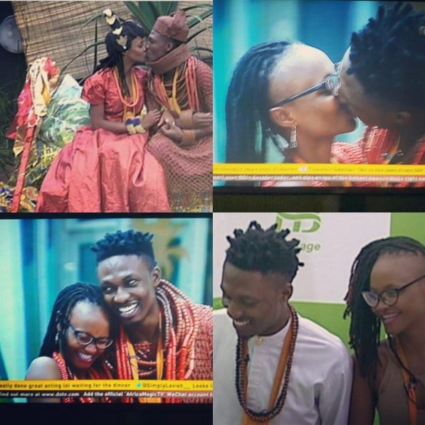 I Kissed Marvis Because That Was The Only Thing I Wanted To Do - Efe Confesses