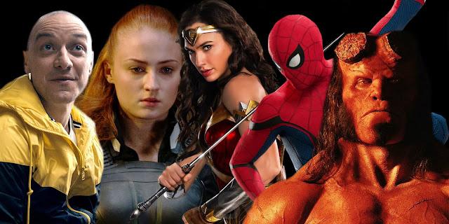 Daftar Film Superhero di Tahun 2019 - JM