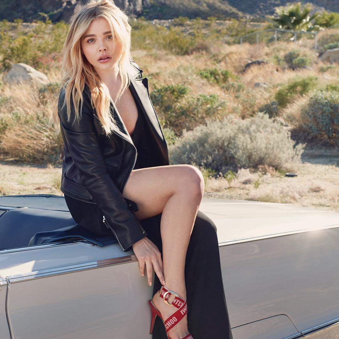 Chloe Grace Moretz Super Hot Photoshoot