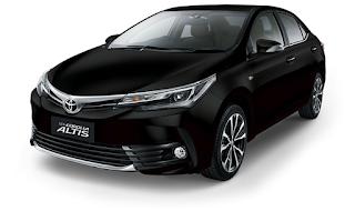 Gambar Toyota Corolla Altis Bandung