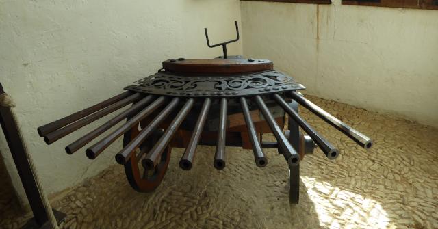 Arma de foc medieval