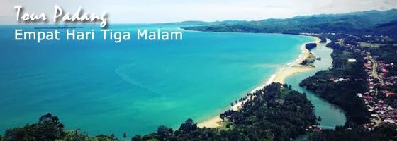 Tour Spesial 4D3N Padang Sumatera Barat