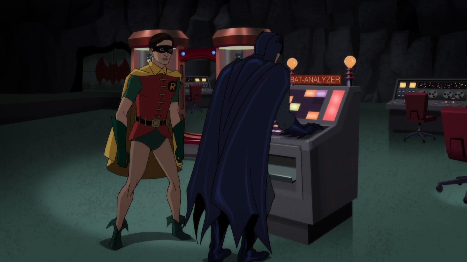 Batman vs Dos Caras (2017) Full HD 1080p Latino - Ingles captura 1
