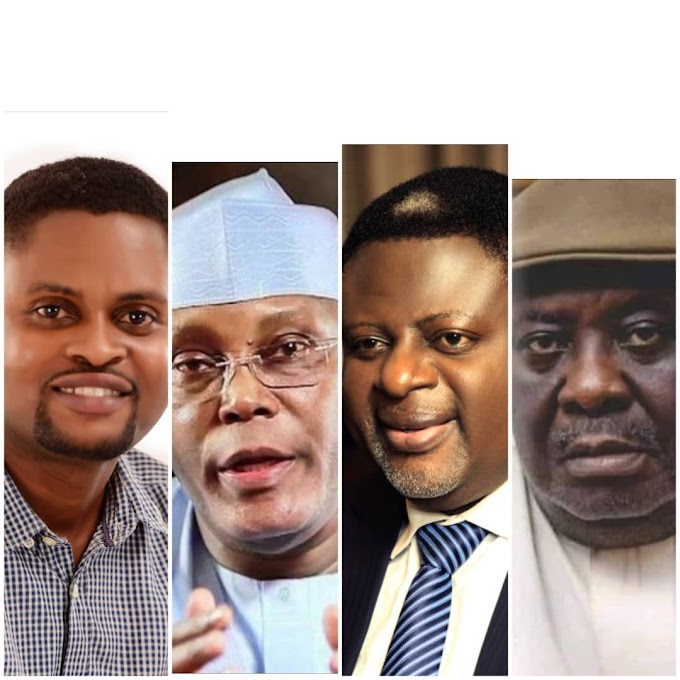 Why I'll vote for PDP's Atiku/Obi, APC's Otu and PDP's Ayi today, blogger Nyok reveals