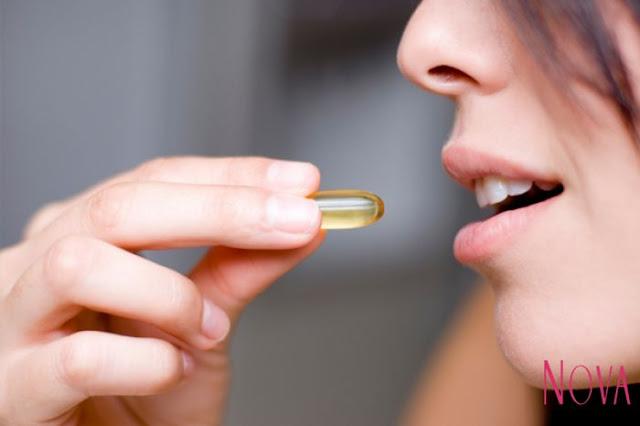 Makanan Kaya Vitamin E