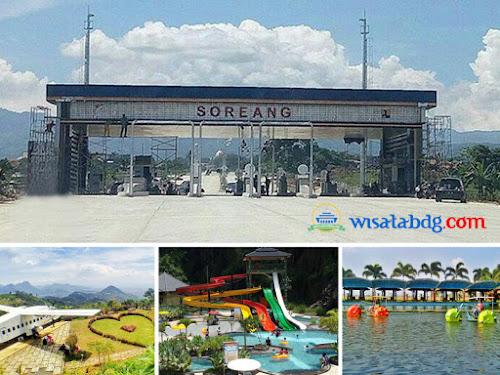 Lokasi wisata dekat keluar tol Soreang