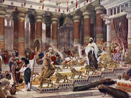 Las Minas del Rey Salomon [The Mines of King Salomon]