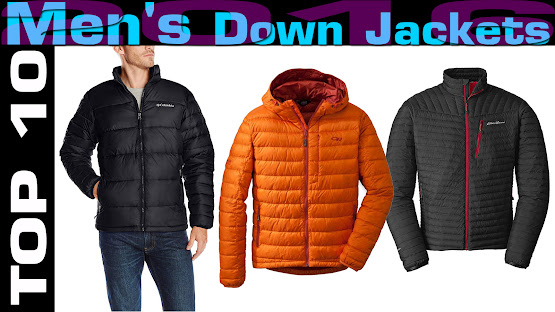 Top 10 Review Products-Top 10 Mens Down Jackets 2016