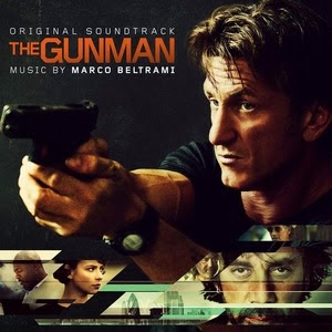 The Gunman Nummer - The Gunman Muziek - The Gunman Soundtrack - The Gunman Filmscore