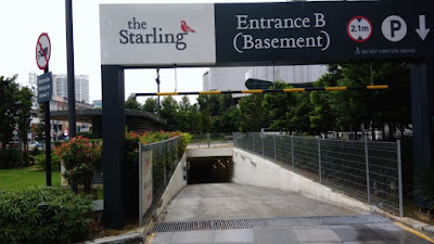 starling mall entrance b