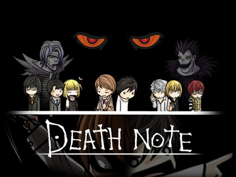 S Animation Wallpaper Anime Fan S Death Note