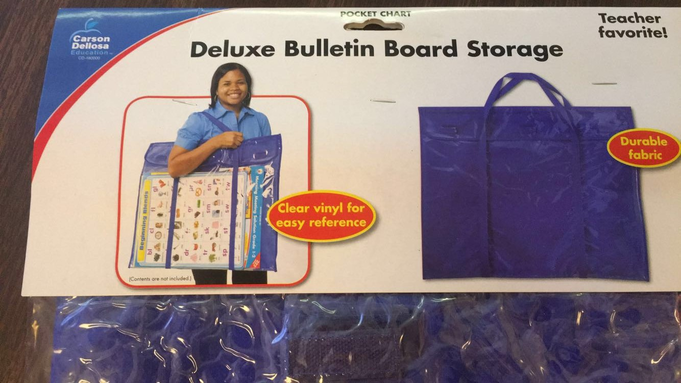 Recently On My Latest Trip To The Best Teacher Supply Store In Ou0027Fallon,  Missouri, I Ran Across A New Form Of Bulletin Board Storage.