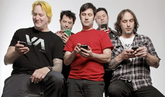 <center>Lagwagon writing new album</center>