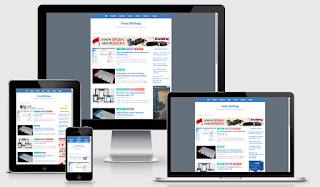 Simini-responsive-super-fast-loading-blogger-template