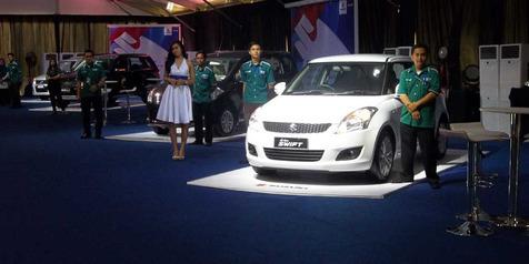 Tukar Mobil Merek Apa Saja untuk DP Mobil Suzuki Baru